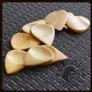 Groovy Tones - Pack of 4 Guitar Picks | Timber Tones